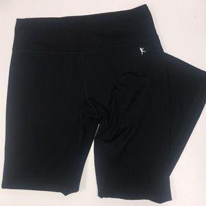 Danskin Now Slim Fit Black Medium Petite Leggings